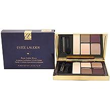 ESTÉE LAUDER PURE COLOR eyeshadow palette #N°6-sangria ...