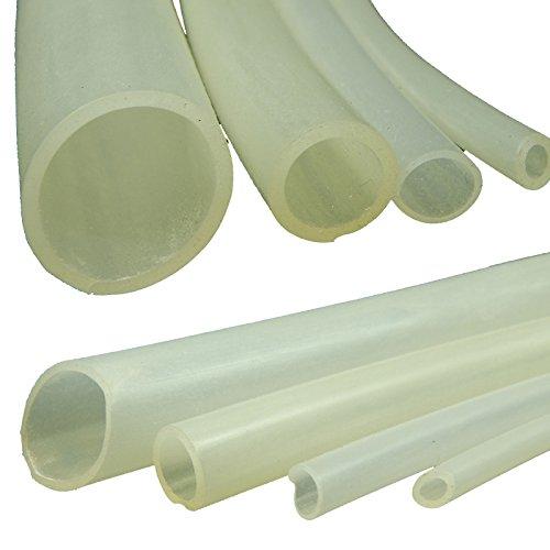 Tuyau flexible en silicone – Vendu au mètre, 20 mm x...