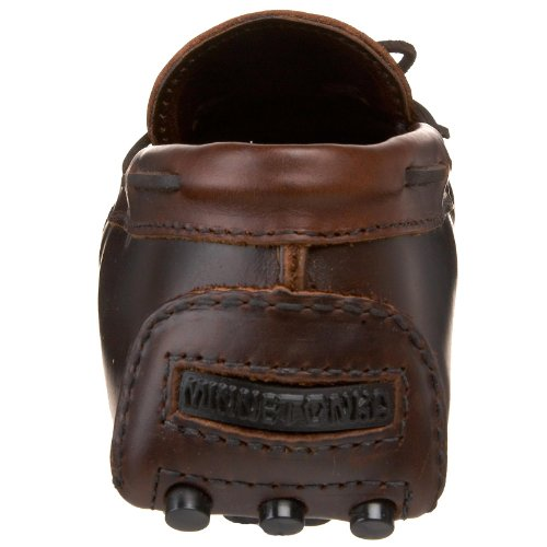 Minnetonka Driving Moc, Herren Mokassins Braun (Darkbrown)