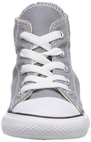 Sneaker Chuck Taylor Season Grau Converse Hi Kinder unisex Star gris All Cp1wZWdF