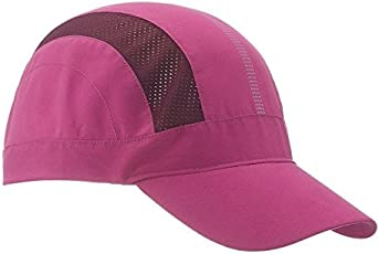 QUECHUA CAP FOR100 DRY PURPLE