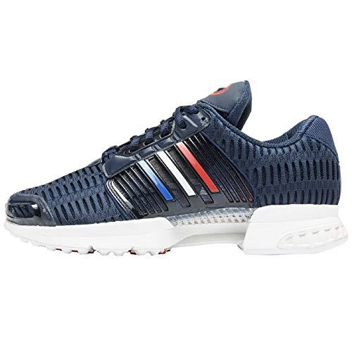 adidas Zapatillas Deportivas para Hombre Climacool 1 S76527, Hombre, Color Blue/Red/White, tamaño Size UK 8