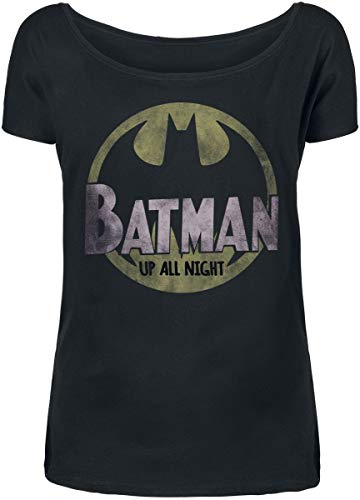 Batman Up All Night Camiseta...