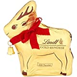 Lindt Lait De Renne Au Chocolat 100G (Paquet de 4)