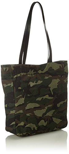 BAG SHOPPER SUPERDRY SUPERDRY G91001CQ OI4 Multicolore (Patched Camo)