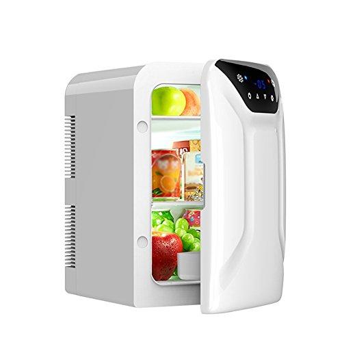 GEGEQUNAERYA Voiture Petit réfrigérateur 16L