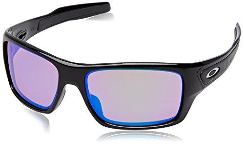 Oakley Turbine Sonnenbrille Low Skateboard Black/Prizm Golf