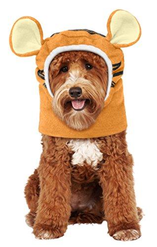 Rubie 's Disney: Winnie The Pooh Pet Kostüm Zubehör, Tigger, M/L (Pooh Und Tigger Kostüm)