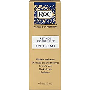 roc retinol correxion eye cream augencreme anti ageing anti falten aus usa. Black Bedroom Furniture Sets. Home Design Ideas