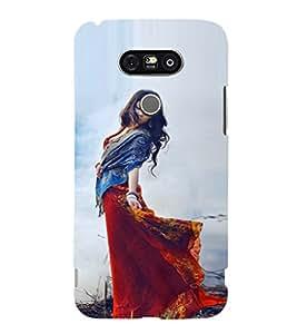 EPICCASE Traditional Look Girl Mobile Back Case Cover For LG G5 (Designer Case)