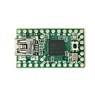 FidgetGear Teensy 2.0 USB development board AVR MKII ISP download cable AT90USB162