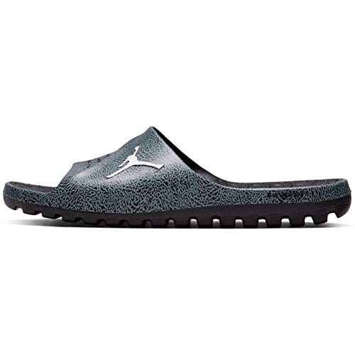 Nike Jordan Super.Fly Tm SLD 2 Grpc, Scarpe da Ginnastica Basse Uomo, Multicolore (Black/White/Cool Grey 010), 45 EU