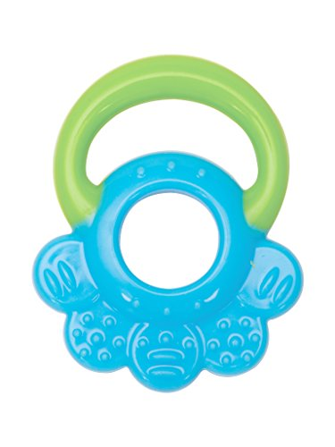 Mee Mee Multi-Textured Silicone Teether (Multicolor)