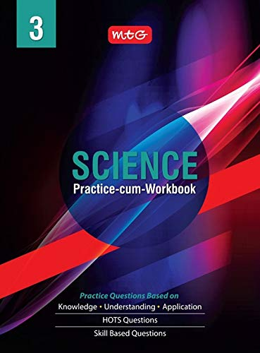 Science Practice-cum-workbook Class 3