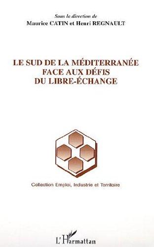 Le sud de la Méditerranée face aux défis du libre-échange (Emploi, Industrie et Territoire) par Maurice Catin