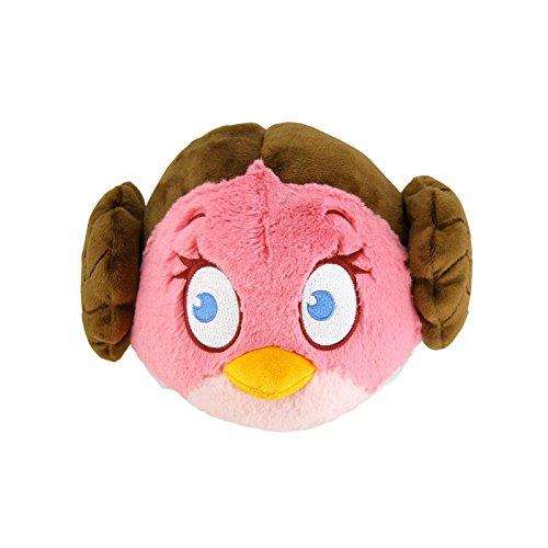 "Angry Birds - Star Wars - Princess Leia Plush - 18cm 8"""