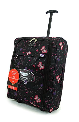 Super Lightweight Cabin Approved Luggage Travel
