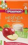 Plasmon Merenda Mela Yogurt - Pacco da 12 x 240 gr