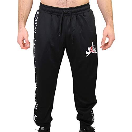 Nike M J Jm CLSC Tricot Warmup Pant Long Sleeve Top, Herren M schwarz