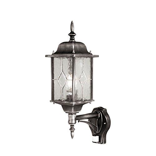 Wexford Fino Lanterna Muro Con PIR