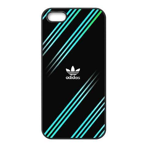 Adidas Logo cas d'origine Hd WE52JH4 coque iPhone 4 4s de téléphone cellulaire coque C8JD8L2UL