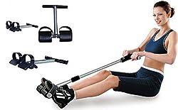 BEST DEALS - Single Spring Tummy Trimmer-Waist Trimmer-Abs Exerciser-Body Toner-Fat Buster- Multipurpose Fitness Equipment for Men and Women
