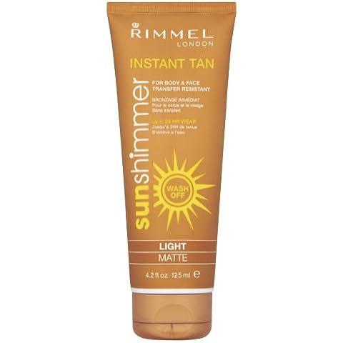 Sunshimmer Istantaneo Abbronzante Trucco 125 ml - Leggero