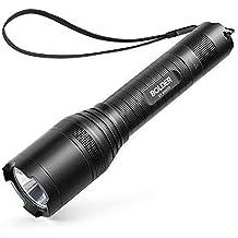 Anker LC90Lampe Torche LED, IP65résistant à l'eau, Zoom, Rechargeable, DE Poche Lampe de Poche pour Le Camping, randonnée et Utilisation d'urgence avec 900lumens LED Cree (certifié reconditionné)