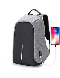 778476aae84b Suntop TechBob Anti Theft Laptop Backpack Bag for Men with USB Charging  Port