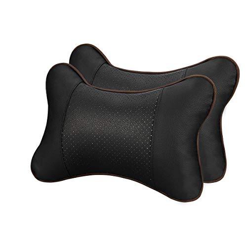 ssen Atmungsaktiv Auto Sitz Kopf Hals Sich [Packung mit 2] ()