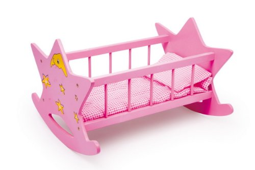 Doll cradle star