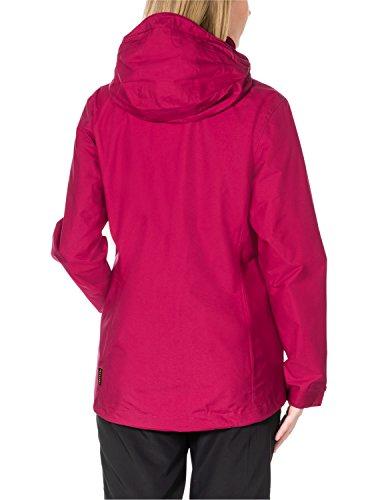 Jack Wolfskin Highland Jkt W Veste de protection météo pour femme Azalea Red