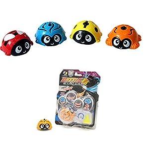 Gifts 4 All Occasions Limited SHATCHI-1211 Shatchi - Juego de 4 bolsas de regalo para niños, diseño de Shatchi