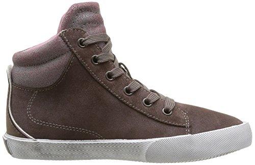 IKKS - Kesiah, Sneaker Bambina Marrone (Marron (15 Vte Taupe/Vx Rose))
