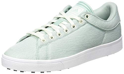 adidas W Adicross Classic- Textile, Chaussures de Golf Femme, Vert (Verde F33719), 40 EU