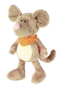 Sigikid 38169 - Peluche con diseño de ratón (tamaño pequeño)