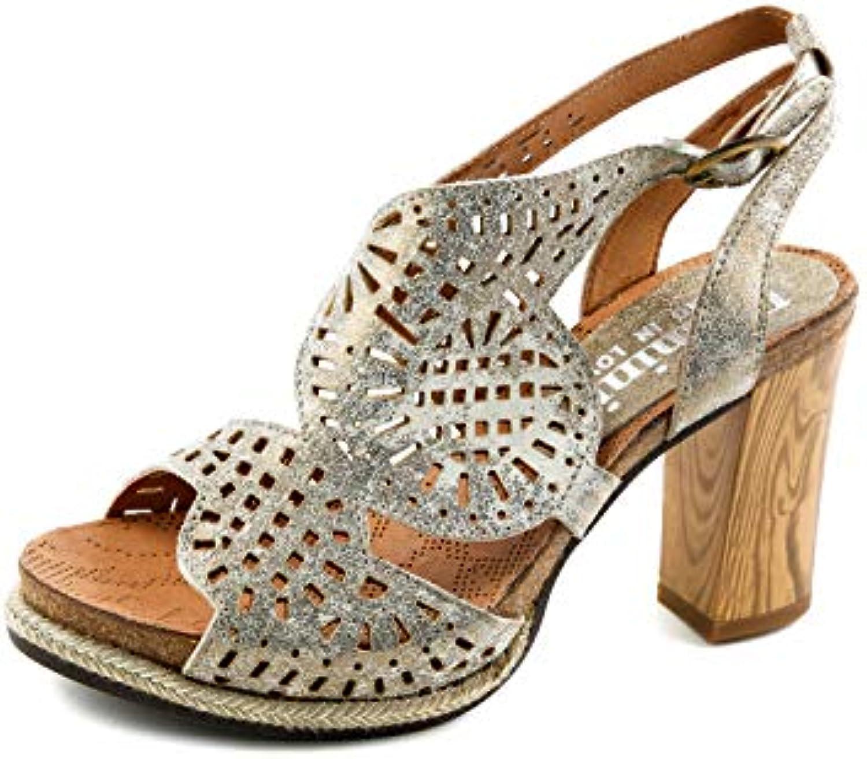 Castañer Bonsai C3edss18001, Sandalias con Plataforma para Mujer -