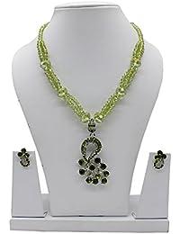 Trendy Multi Colour Designer Jewellery Set For Women