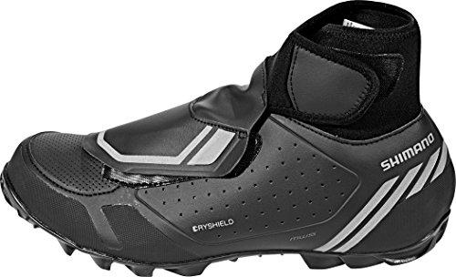 Shimano Sh M Ed INV Mw500, Chaussures de Vélo de Route Homme, Noir Noire