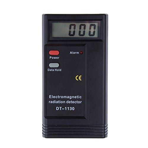 Denshine Digital Electromagnetic Radiation Detector Sensor Indicator EMF Meter Tester Dosimeter Teste (Strahlung Der Frequenz Meter)