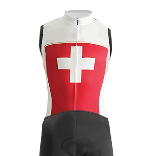 UGLYFROG ROPA SIN MANGAS HOMBRE MAILLOTS CICLISMO SLEEVELESS SKINSUIT WITH GEL PAD TRIATLON CLOTHES ESHSLT03
