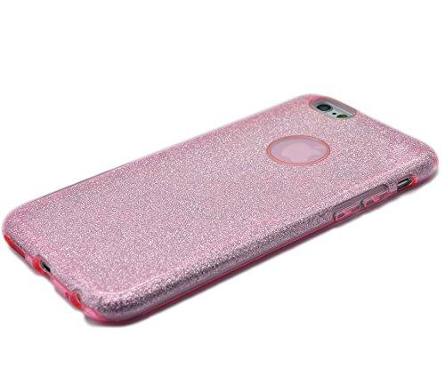custodia iphone 6 silicone fucsia