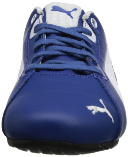 Puma Racing Cat L, Baskets mode homme Bleu - Blau (monaco blue-white 07)