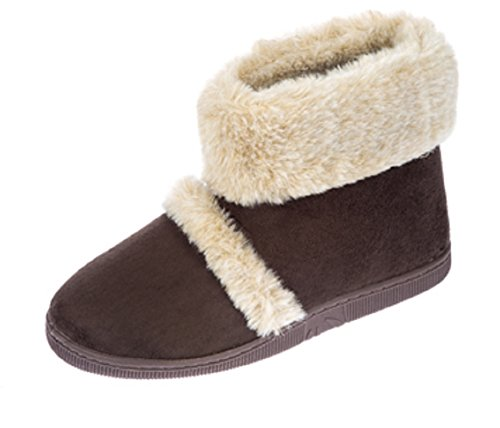 Coolers, Pantofole donna Marrone