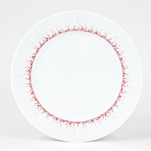 assiette-plate-27cm-borealis-bordeaux-lot-de-6