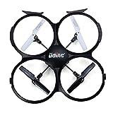 DaYe Drone con Fotocamera UDI U818A-HD 2.4GHz 4 CH 6 Axis RC Quadcopter Drone...