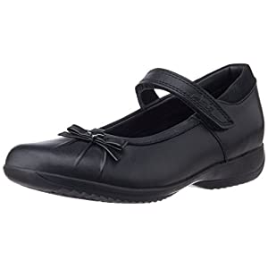 Clarks Girl's Daisyspark Jnr Formal Shoes