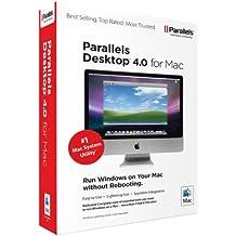 Parallels Desktop 4.0 (Mac CD)