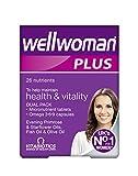 Vitabiotics Wellwoman Plus Omega 3?6?9 - 56 Tablets/Capsules