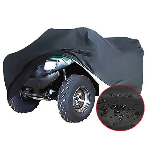 ZRB 210D Oxford-Tuch Wasserdicht Rasenmäher Traktor Abdeckung Abdeckung Für Gartenmöbel Premium Schutzhülle,C